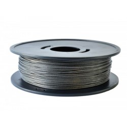 Filament PLA Noir Métallisé 3D