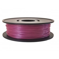 Filament PLA Rose Métallisé 3D