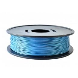 Filament PLA Bleu Métallisé 3D